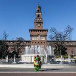 Нова Година 2017 во Милано
