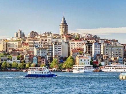 Истанбул за денот