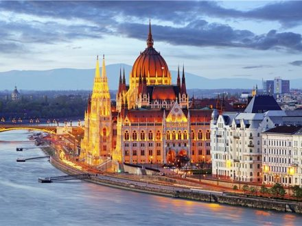 Будимпешта за 8-ми Март