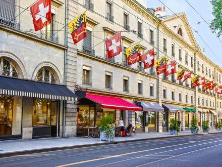 Швајцарија за 8-ми Март