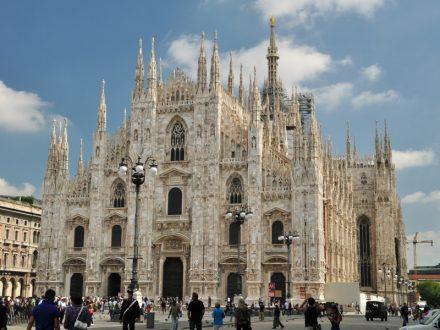 Милано за