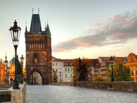 Прага за
